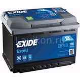 EXIDE EXCELL